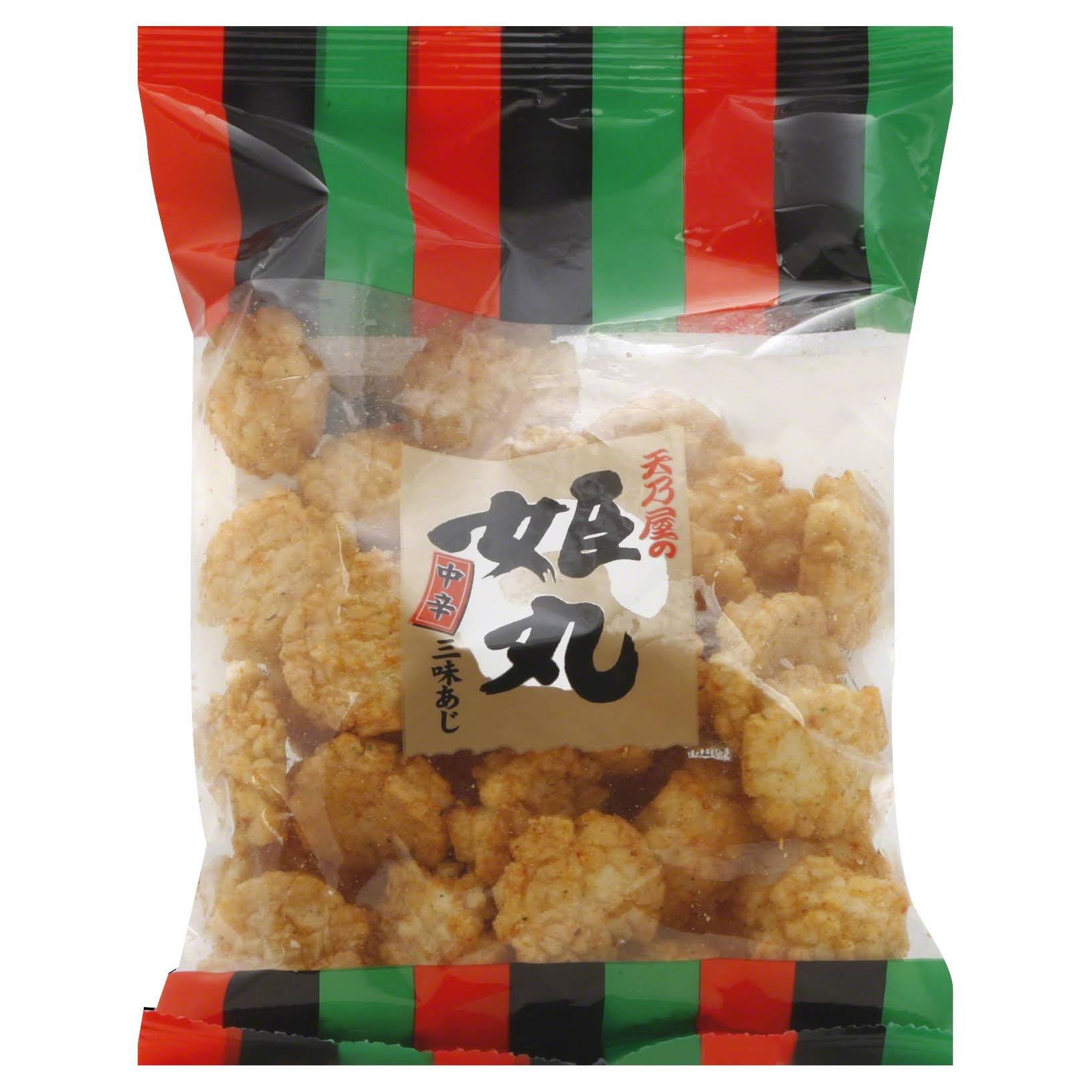 Amanoya Rice Cracker, Japanese - 3.45 oz