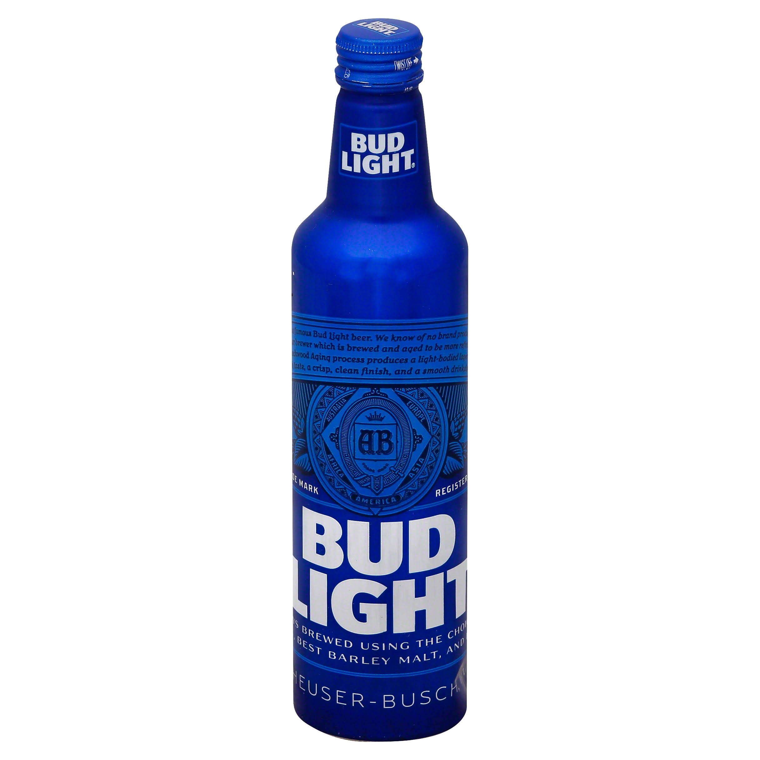 Bud Light Beer - Aluminum Bottle, 16 fl. oz