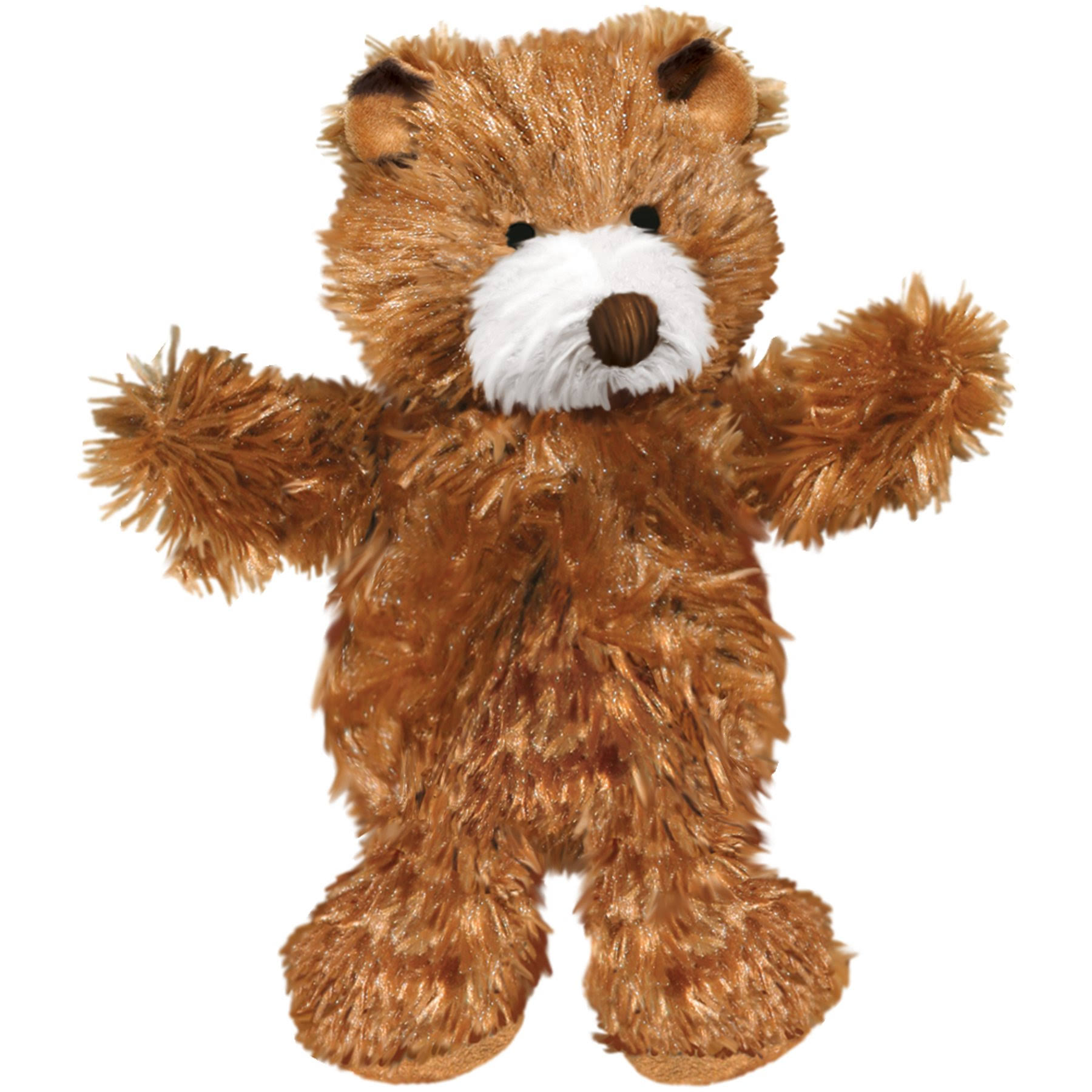 Kong Dr. Noys Plush Dog Toy - Teddy Bear, Medium