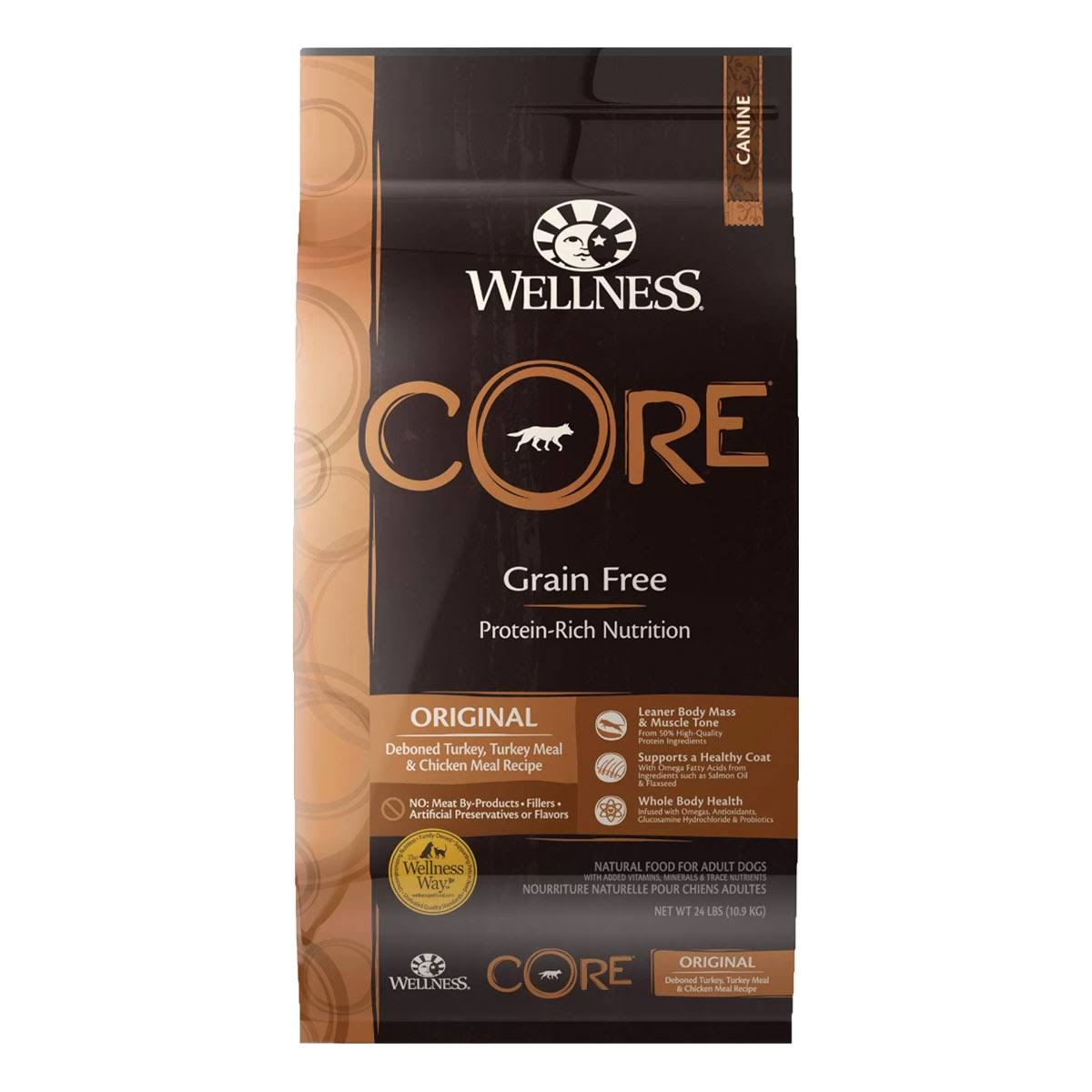 Wellness Core Original Formula Dog Food