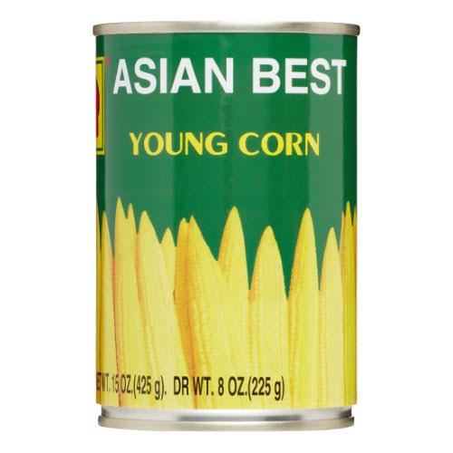 Asian Best Young Corn - 8oz