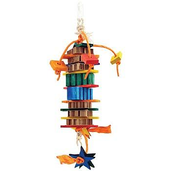 Zoo Max Dynamite Bird Toy - Medium