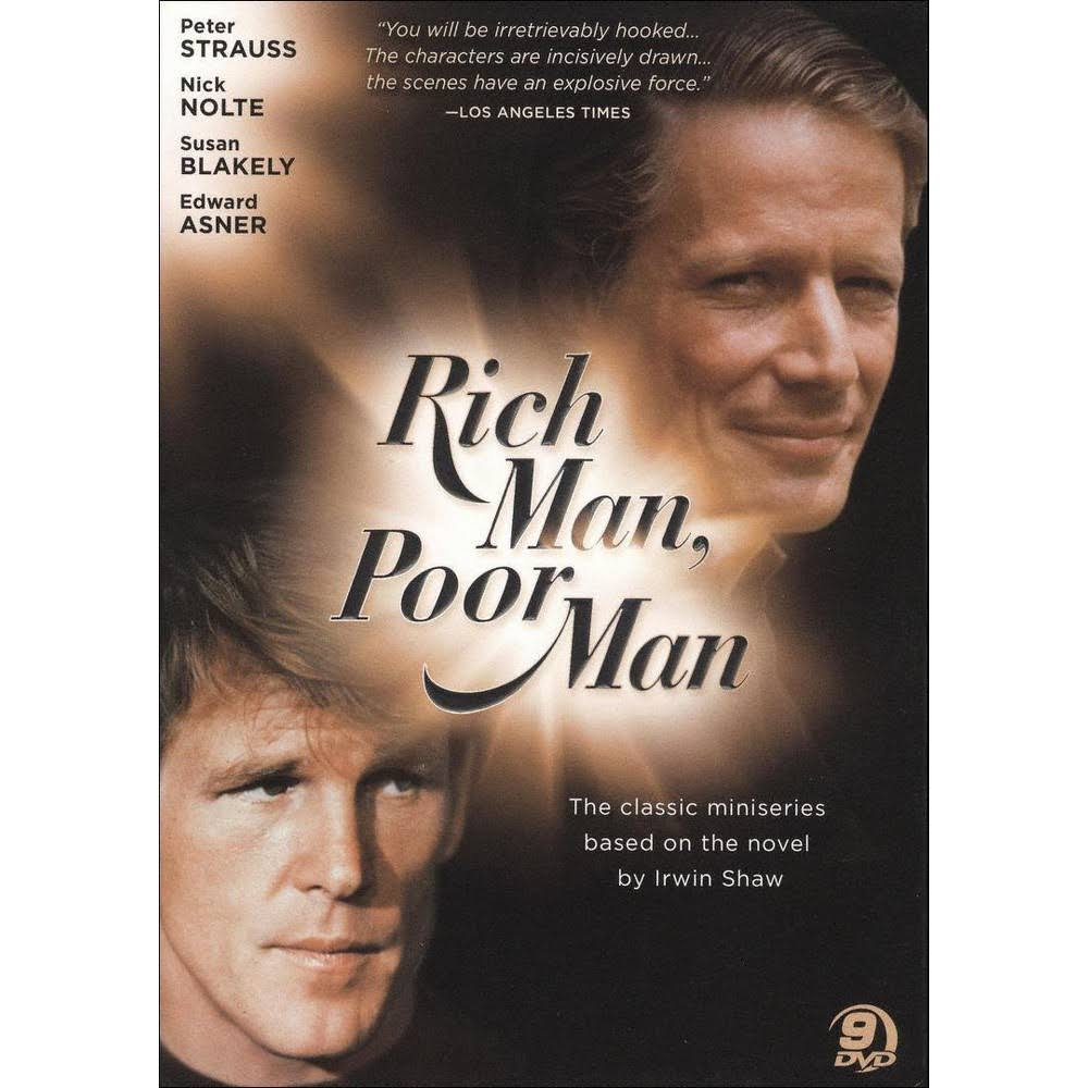 Rich Man, Poor Man: The Complete Collection DVD