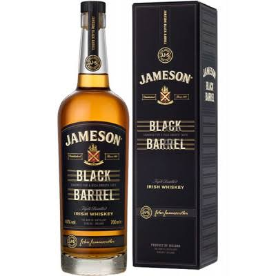 Jameson Black Barrel Irish Whiskey - 700ml