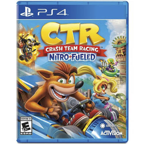 CTR Crash Team Racing: Nitro Fueled - Playstation 4