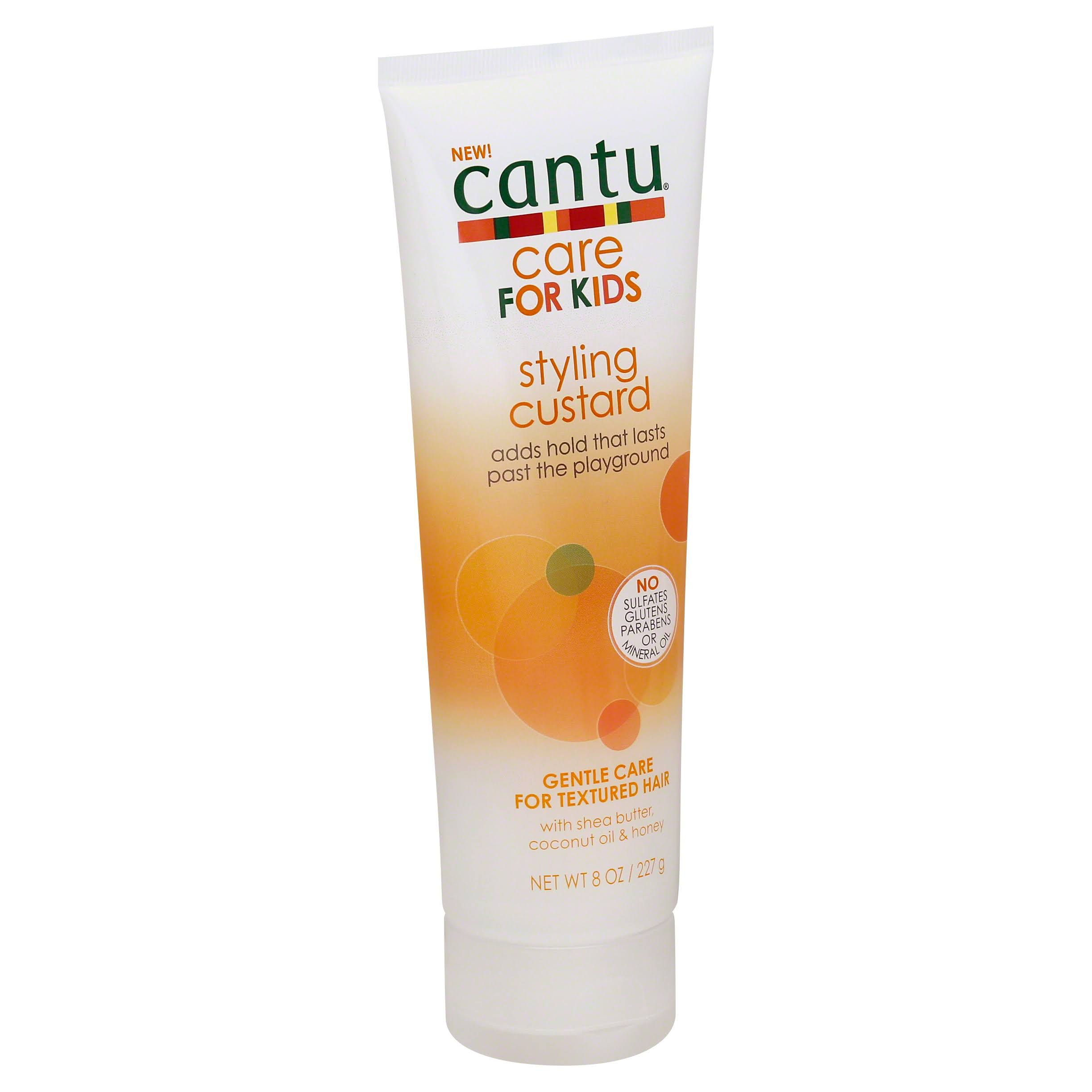 Cantu Care For Kids Styling Custard - 8oz