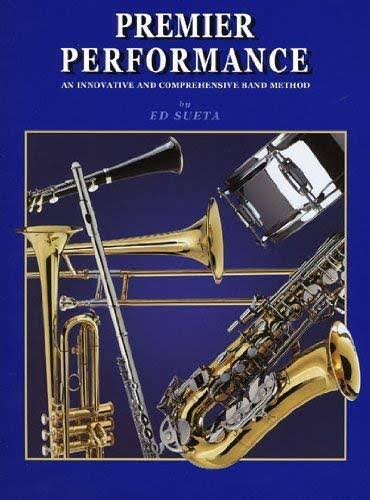 Premier Performance Clarinet Book 1 - Ed Sueta