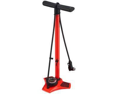 Specialized Air Tool Comp V2 Floor Pump Red