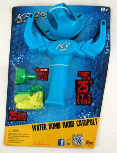 Water Bomb Hand Catapult