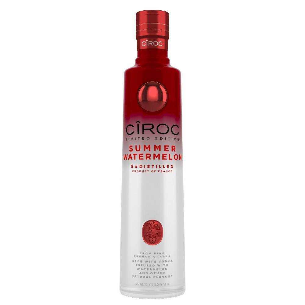 Ciroc Vodka - Summer Watermelon, 750ml