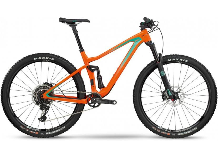 BMC Speedfox 02 One 2018 Large 29 Orange Mint 301027005430 Mountain