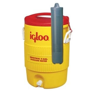 Igloo 11863 Water Cooler - With Cup Dispenser, 5 Gallon