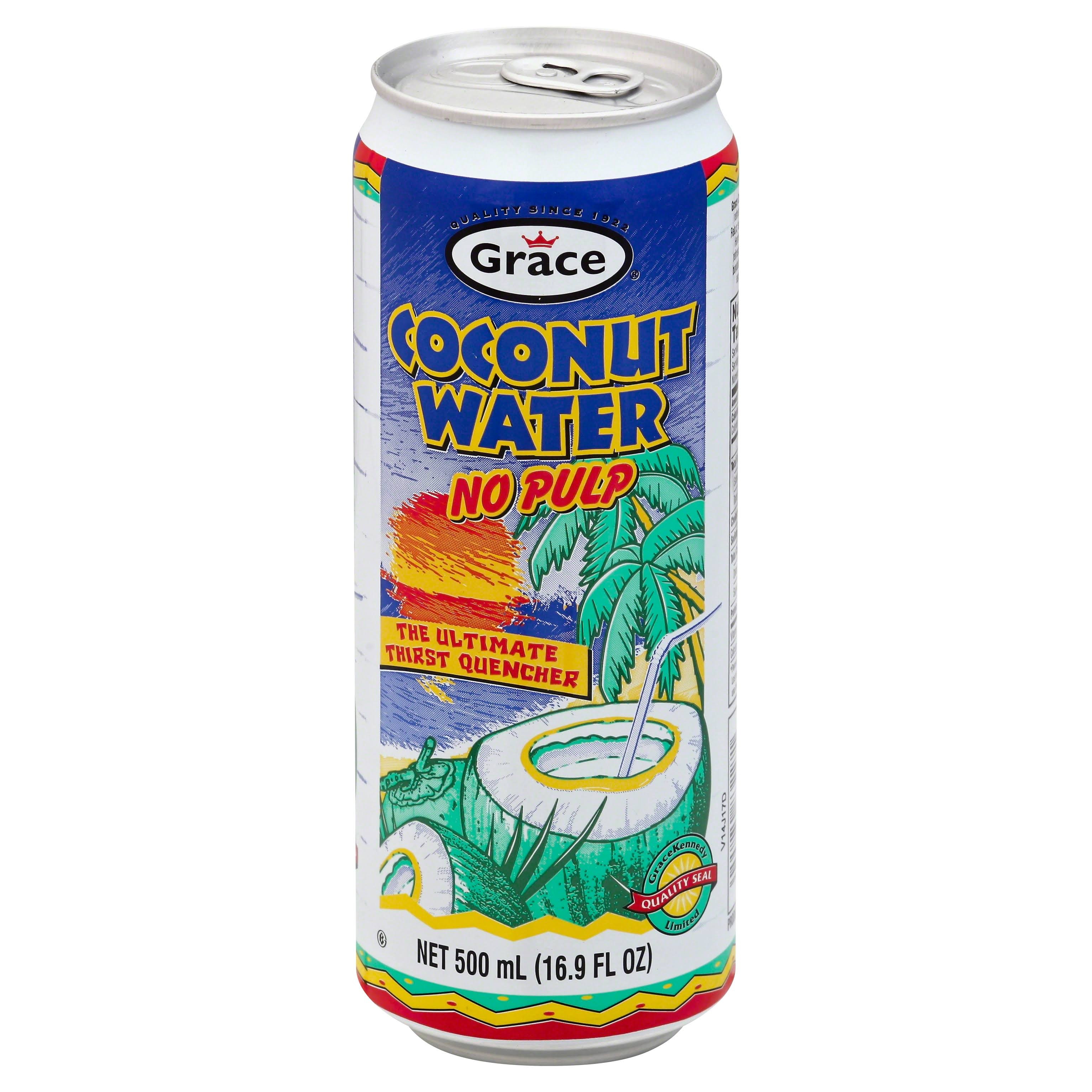 Grace Coconut Water - 17.5oz