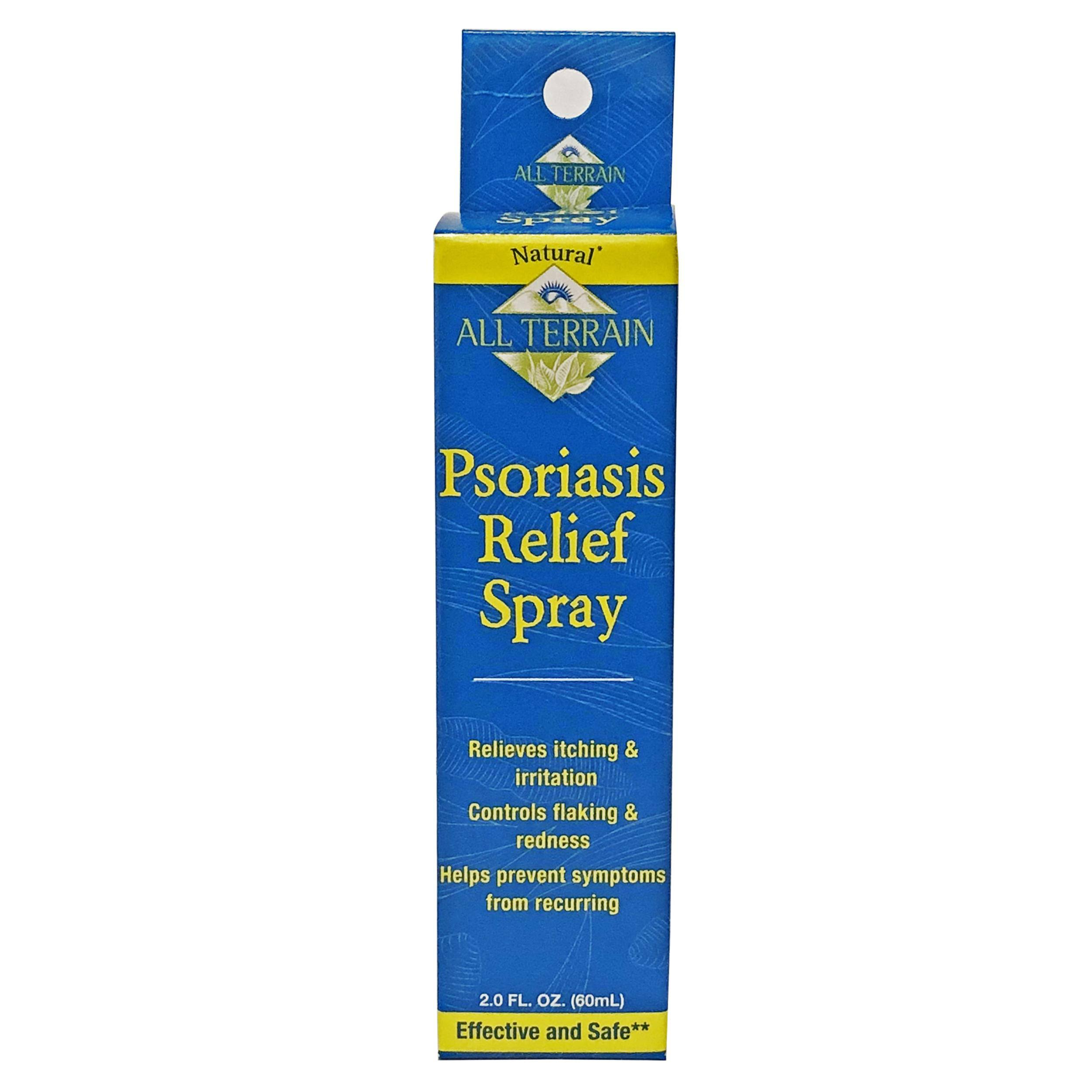 All Terrain Psoriasis Relief Spray - 2oz