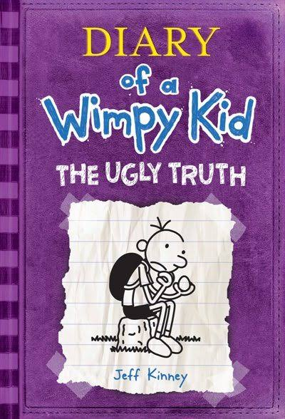 The Diary Of A Wimpy Kid: The Ugly Truth - Jeff Kinney