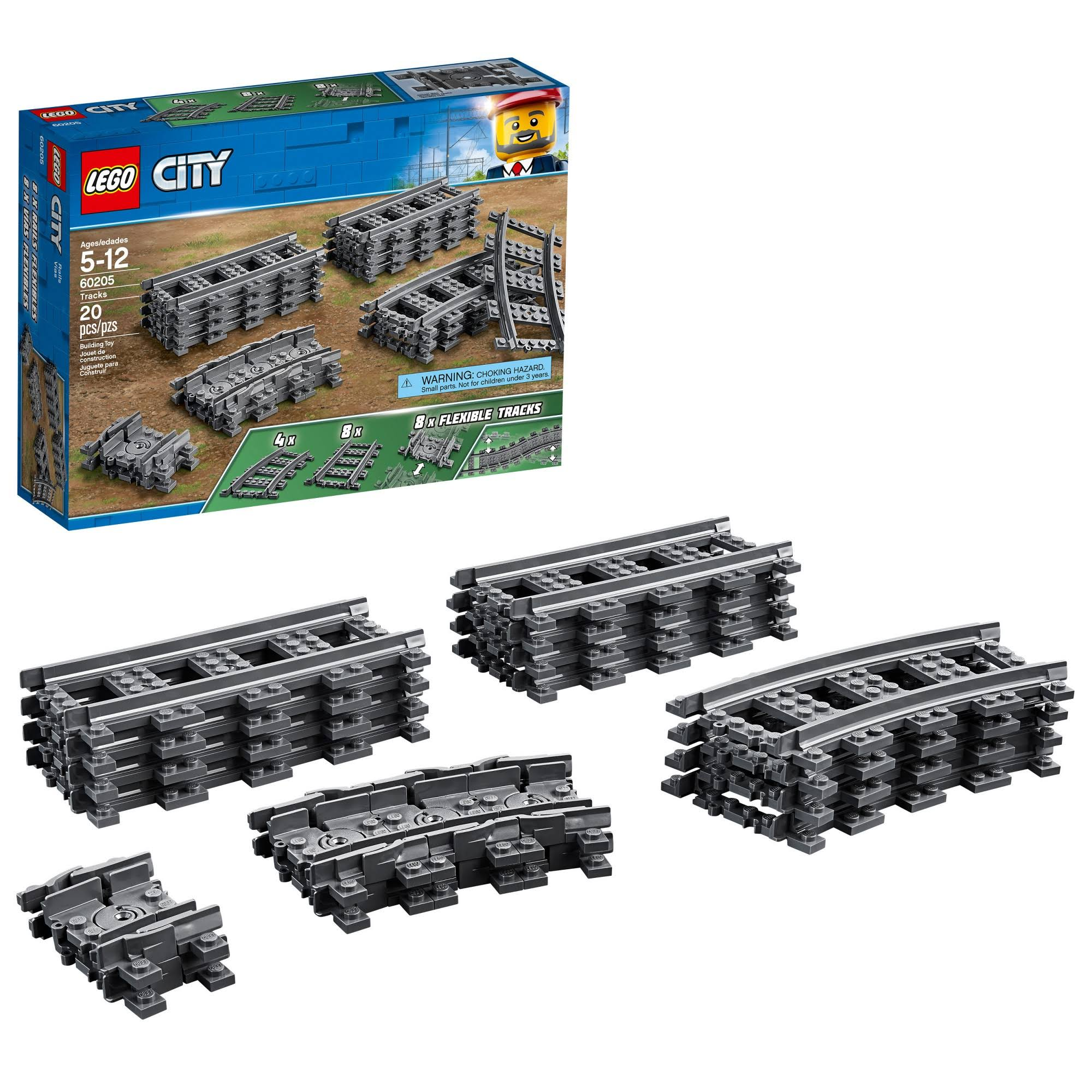 Lego City - Tracks 60205