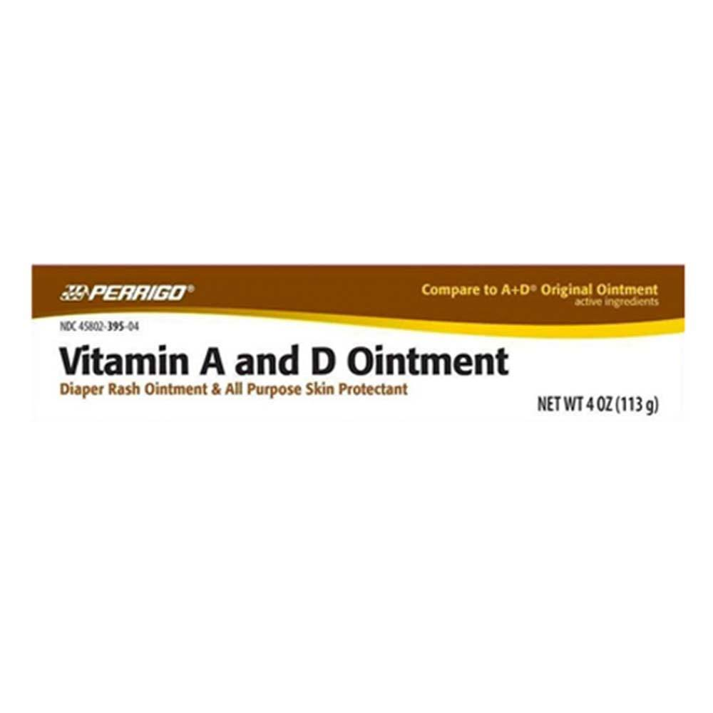 Perrigo Vitamin A and D Ointment 4 oz