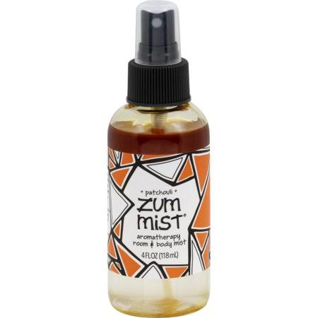 Zum Mist Aromatherapy Room and Body Spray - Patchouli, 120ml