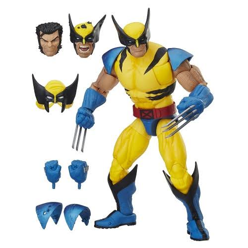 Marvel Legends Series Action Figure - Wolverine, 30cm