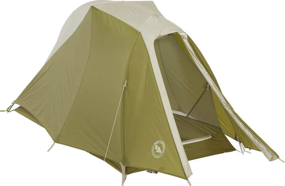 Big Agnes Seedhouse SL1 Tent Olive/Gray