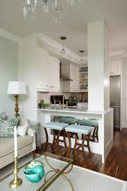 Breakfast Nook Ideas For Small Kitchen by Best 20 Small Condo Kitchen Ideas On Pinterest Small Condo