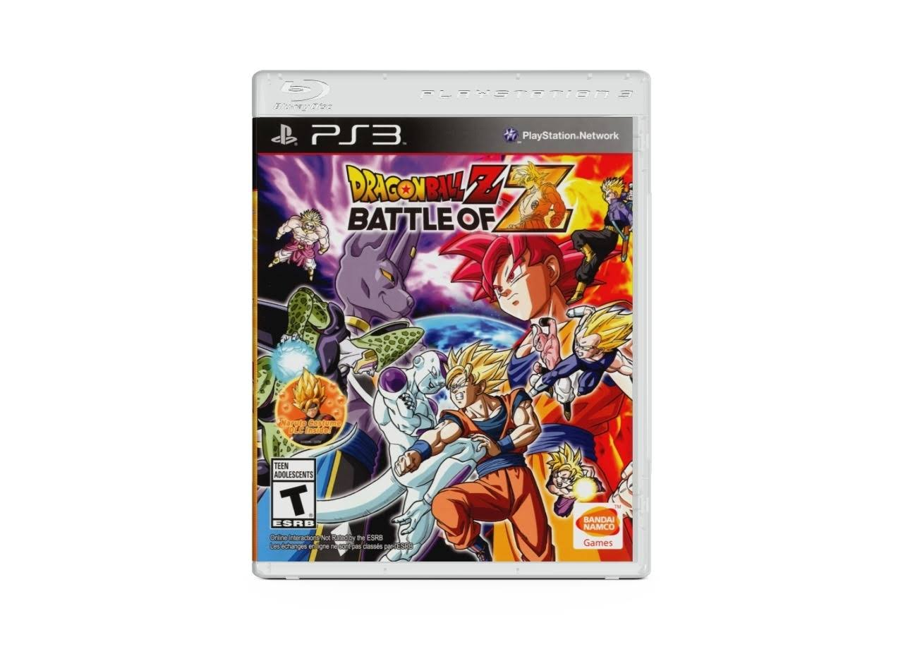 Dragon Ball Z: Battle of Z - Sony PlayStation 3