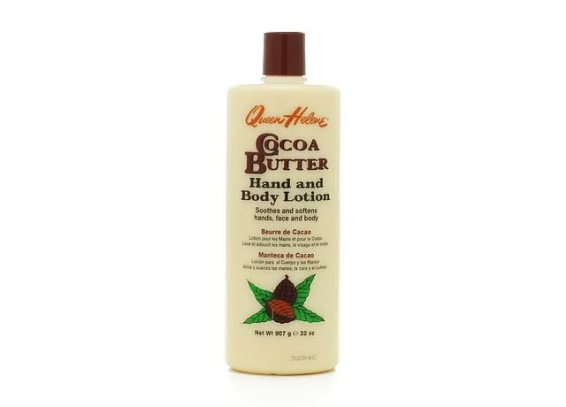 Queen Helene Hand Plus Body Lotion - Cocoa Butter, 32oz