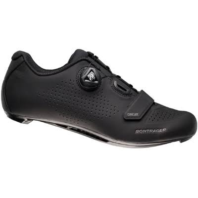 Bontrager Circuit Road Shoe - Black - 42