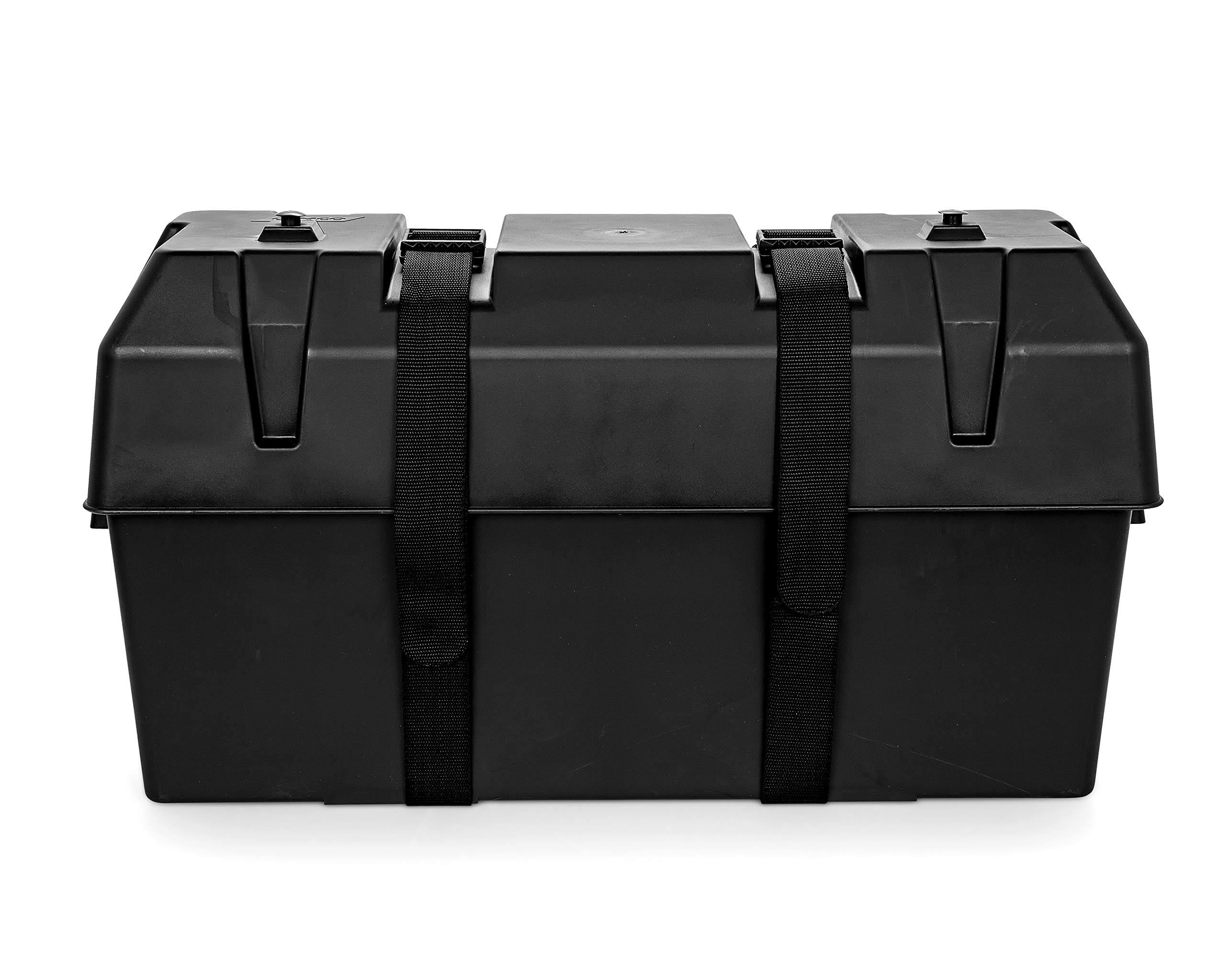 Camco 55374 Double Battery Box