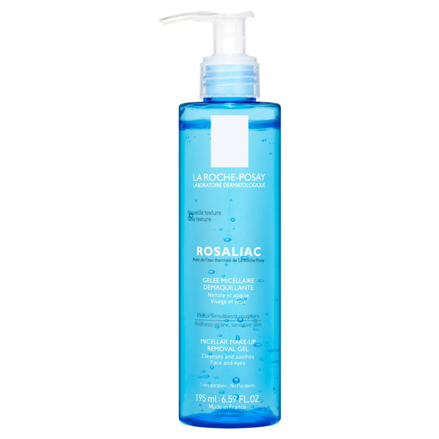 La Roche Posay Rosaliac Micellar Make Up Remover Gel - 195ml