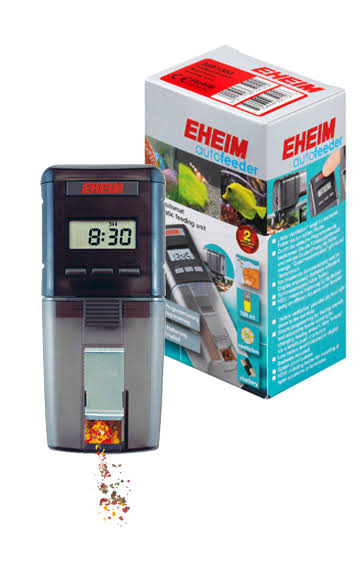 EHEIM Everyday Fish Feeder Programmable Automatic Food Dispenser - Single Feeder