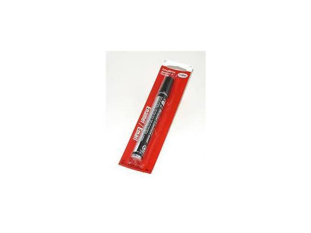 Testors Enamel Paint Marker - Gloss Black, 1/3oz