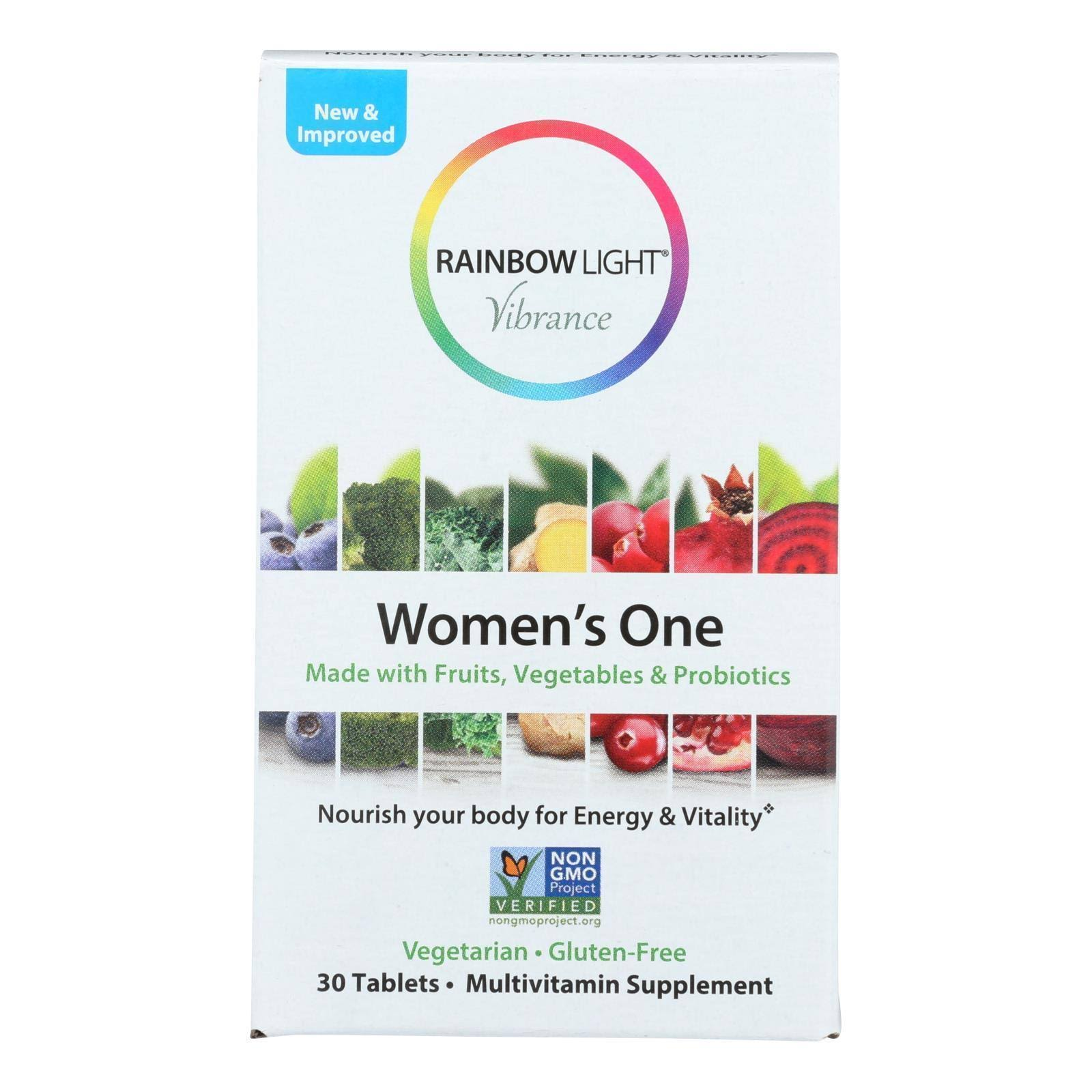 Rainbow Light Vibrance Women's One, Tablets - 30 tablets