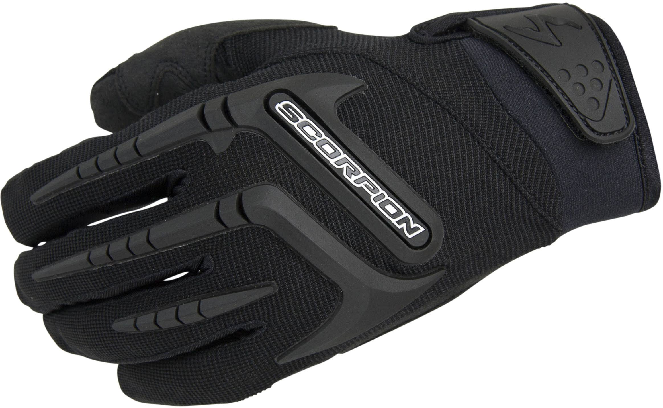 Scorpion Women's Skrub Motorcycle Gloves - Black, X Large