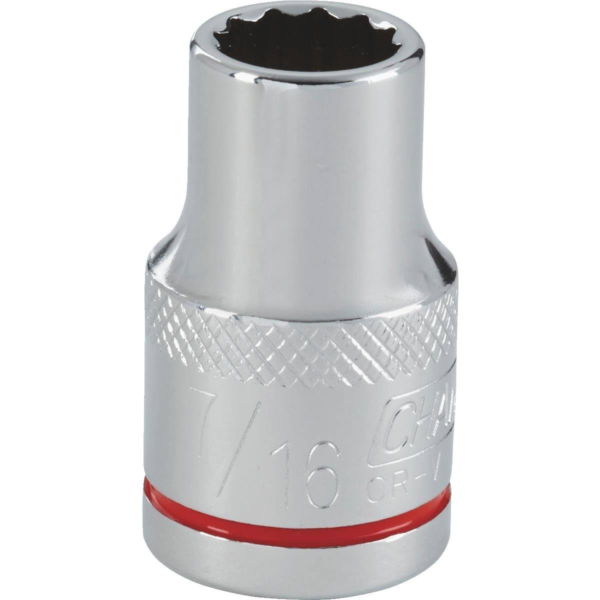 Do It Best 1/2'' Drive Standard Socket - 7/16''