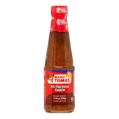 Mang Tomas Sauce For Roasts - 11.64 oz bottle