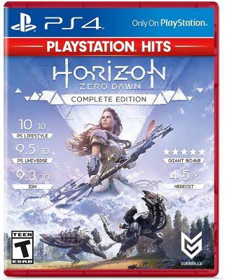 Horizon Zero Dawn Complete Edition - Playstation 4