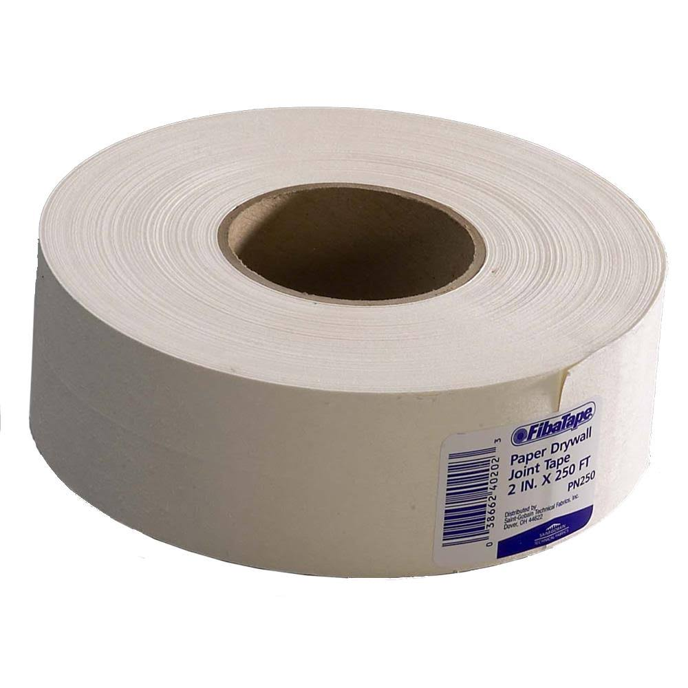 "Paper Joint Tape - 2"" x 250', White"
