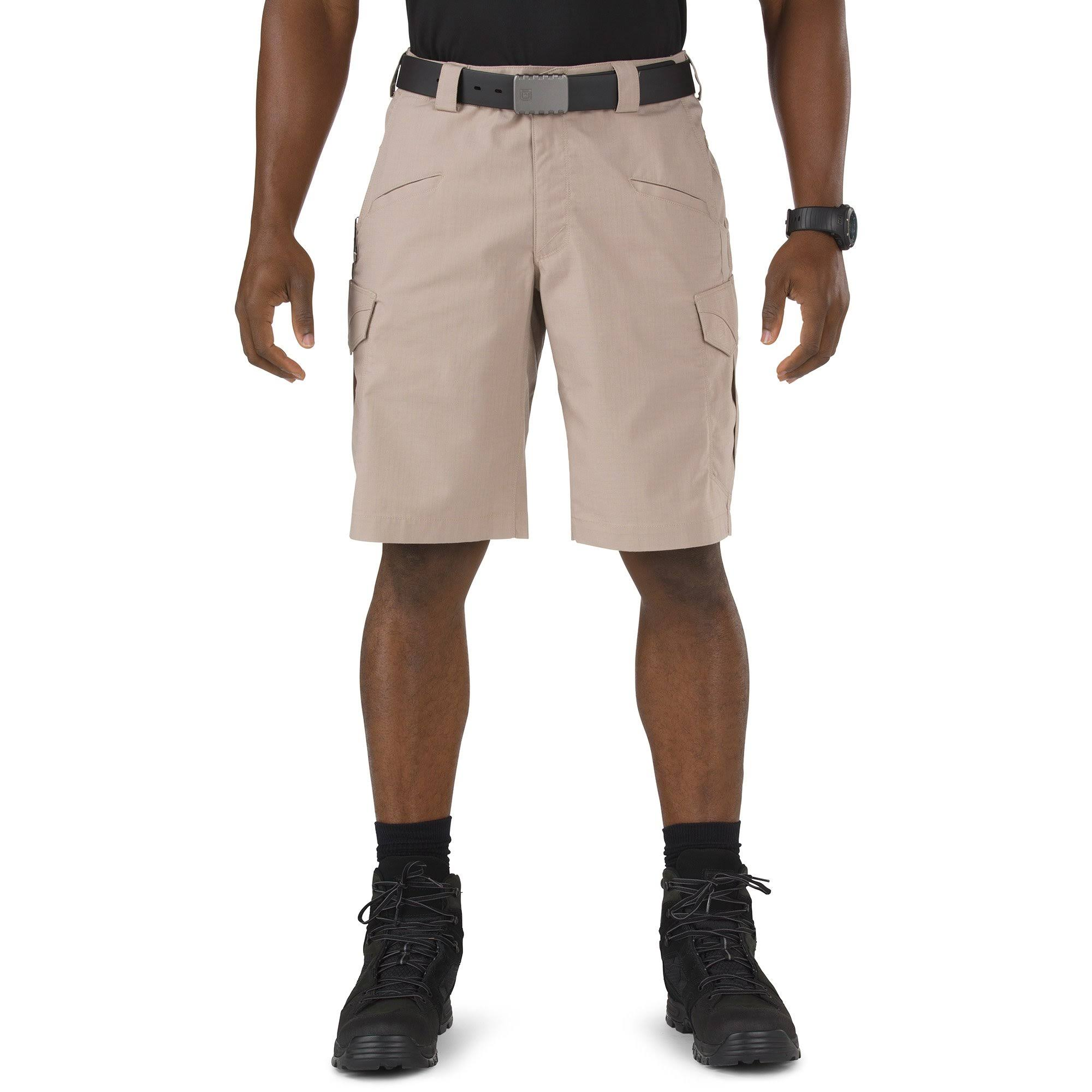 5.11 Tactical Stryke Shorts - Khaki - 73327-055-36