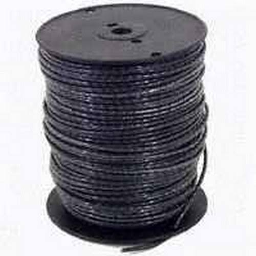 Southwire THHN Wire - 500ft, Black