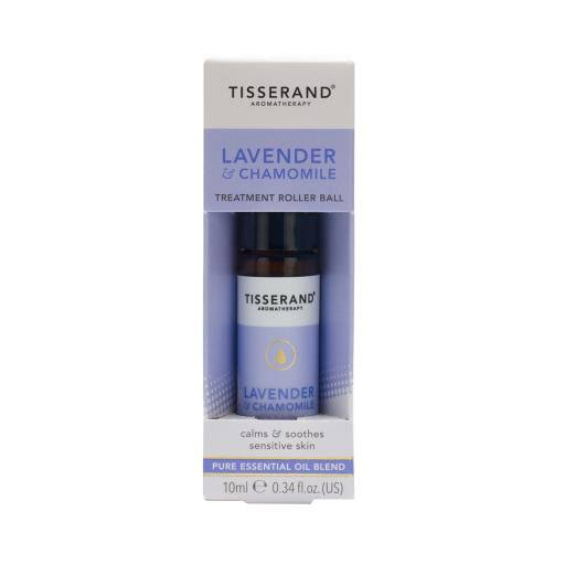 Tisserand Lavender and Chamomile Treatment Roller Ball - 10ml