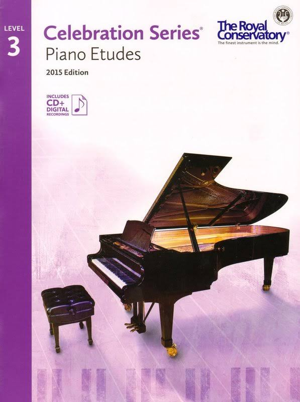 Celebration Series: Piano Etudes: Level 3 - Royal Conservatory