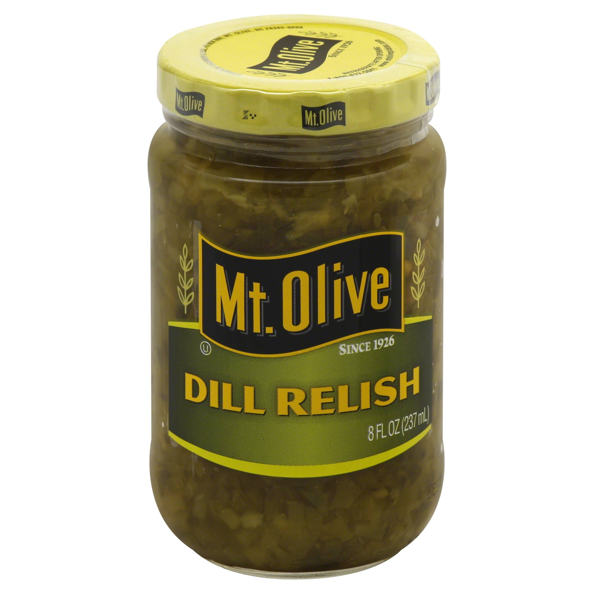 Mt. Olive Dill Relish - 237ml
