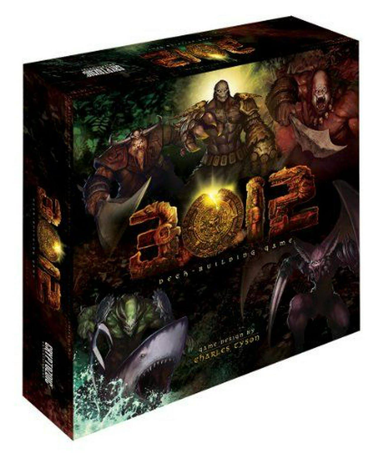 Cryptozoic Entertainment 3012 Deck Building Game