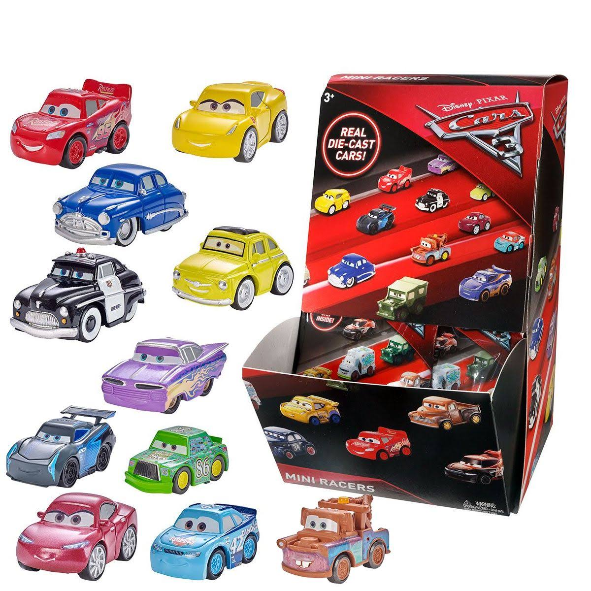 Disney Cars 3 Mini Racers Blindpack Car Toys