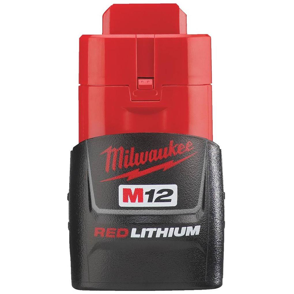 Milwaukee M12 Lithium-Ion Battery - 12V
