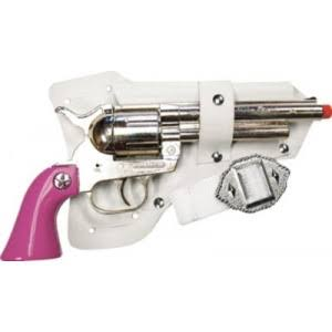 Parris Toy Texas Rose Pistol with Holster