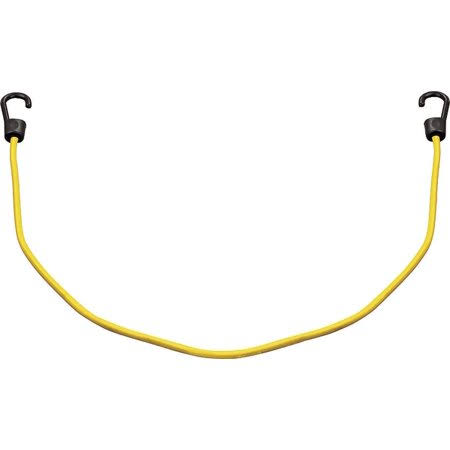 Mintcraft Heavy Duty Bungee Cord - Yellow, 8mm x 40in