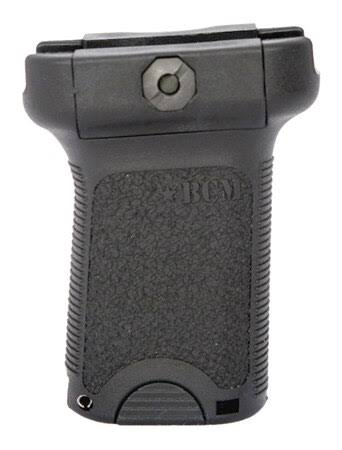 Bravo Company Vertical Forend Grip - Fits AR Rifles, Black