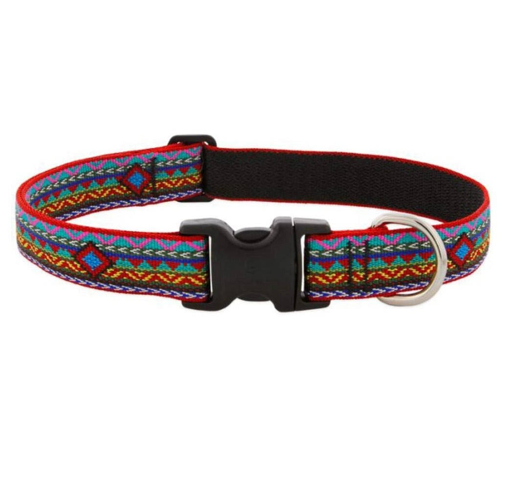 Lupine 257008 1 x 16-28 in. Adjustable Dog Collar